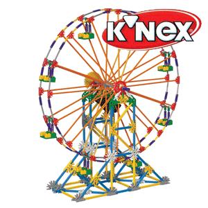 Parc de distractie cu motor KNEX
