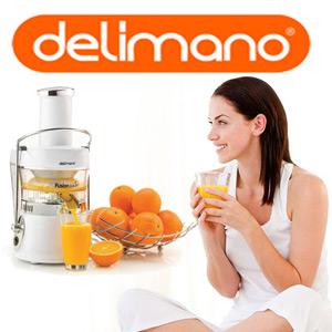 Storcatorul de fructe Delimano Fusion Juicer