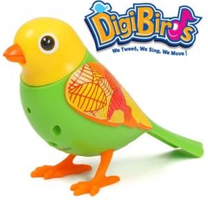 Pasare interactiva DigiBirds Bella