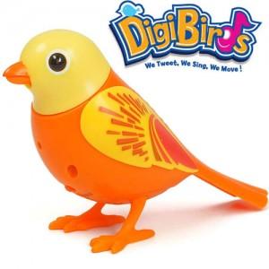 Pasare interactiva DigiBirds Sunrise