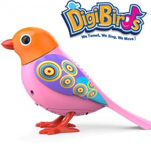 vezi oferta Nicoro Pasare interactiva DigiBirds Dizzy