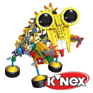 Robot Razor - Constructie KNEX