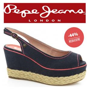 Sandale cu platforma PEPE JEANS pentru femei BRISTOL