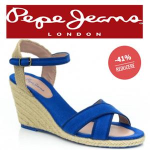 Sandale Platforme PEPE JEANS pentru femei SARK