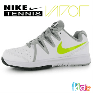 Adidasi tenis baieti si fete Nike Vapor Court Junior Tennis