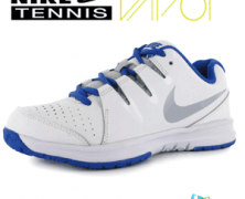Adidasi tenis de camp pentru copii Nike Vapor Tennis Court Shoes