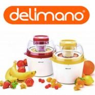 Deserturi naturale: Aparatul de preparat inghetata Delimano Clarity acum mai ieftin
