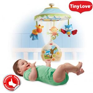 Tiny love - carusel muzical 3 in 1 magia noptii cu proiectie