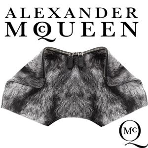 Clutch Alexander McQueen Demanta