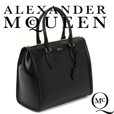 Geanta designer Alexander McQueen