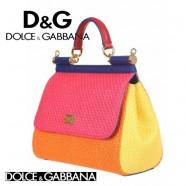 Genti de dama Dolce & Gabbana, cand luxul vine din Italia