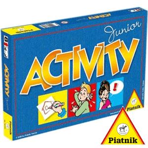 Jocul pentru copii Activity Junior Piatnik in stoc la emag