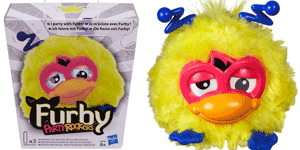 Noua colectie de jucarii Furby Party Rockers la emag si Noriel