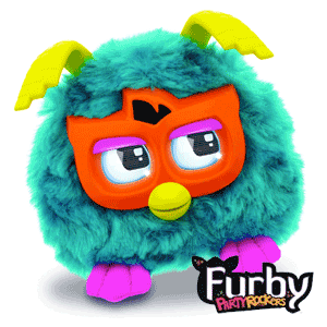 Jucariile de plus interactive Furby Party Rockers la emag si noriel