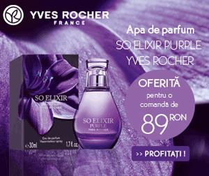Apa de parfum Promotile Yves Rocher Online