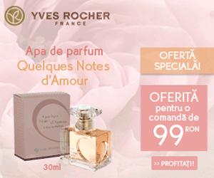 Surpriza Yves Rocher - Parfumuri dama doar online
