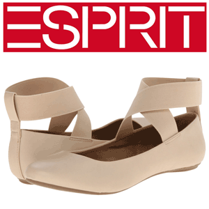 Pantofi femei Esprit Bennie culoare Nude