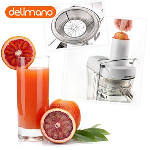 Storcatorul de fructe Delimano Fusion Juicer din reclama TV Top-Teleshop