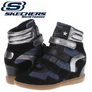 Platforme sclipitoare Skechers Plus 3 Mesquite