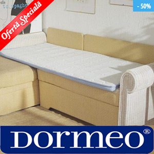 Cel mai mic pret la Topper-ul Dormeo Siena 3+1 la Top Shop