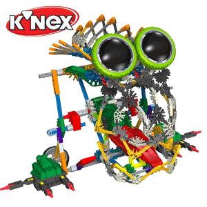 Robot Chomp KNEX 399 piese
