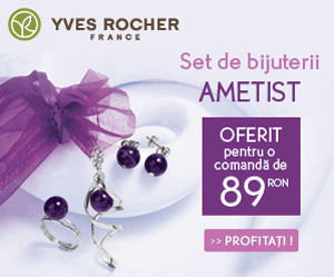 Set Bijuterii Promotii si cadouri Yves Rocher