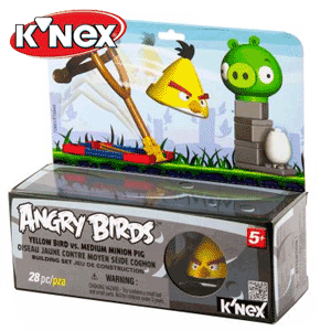 Set de constructie KNEX Angry Birds