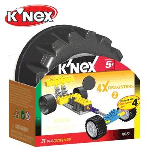 Set de constructie KNEX Masina de curse