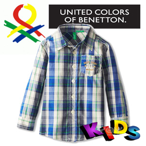 Camasa United Colors of Benetton Kids Shirt