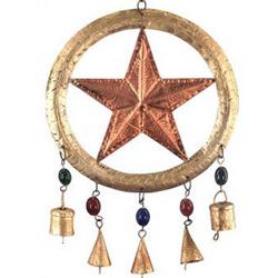 Clopotei de vant Stea Tribe Star
