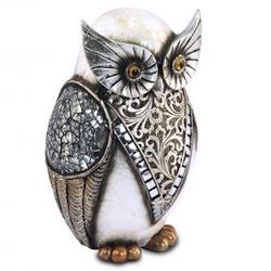 Decoratiune Bufnita Silent Owl