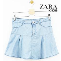 Fusta pentru fetite Zara Marter Blue