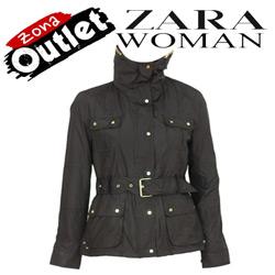 Geaca dama de primavara toamna Zara Laveh Black