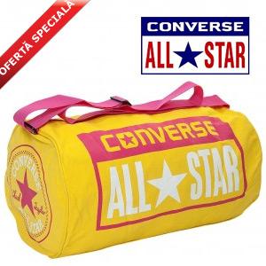 Geanta Sport Converse All Star Legacy Duffel de culoare Galbena
