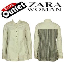 Jacheta dama Zara Outy White