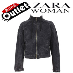 Jacheta dama Zara Woman Polly Dark Blue