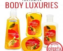 Unt de corp Body Luxuries pentru catifelarea tonifierea si relaxarea pielii