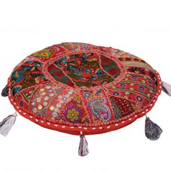 Perna de podea decorativa model oriental Treasure 40cm