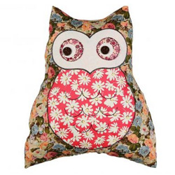Perna decorativa Boho Chic Autumn Owl 35x40cm
