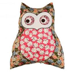 Perna decorativa Boho Chic Autumn Owl 35x40cm