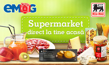Supermarket-ul eMAG - Cumpara alimente online