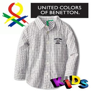 Camasa United Colors of Benetton pentru baieti