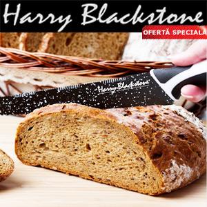 Cutit ceramic pentru paine Harry Blackstone de calitate