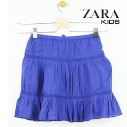Fusta fete Ytaca Zara Dark Blue