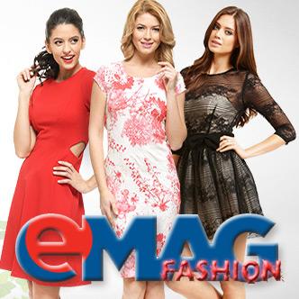 Reduceri Fashion la eMAG rochii office, elegante sau de club