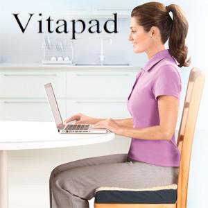 Super Oferta! Merita sa cumperi acum perna Vitapad perna super confortabila la mediashop TV