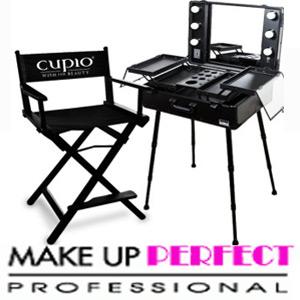 Kit Professional Make-up Corner CupioLash