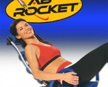 Aparat fitness AB Rocket la cel mai mic pret