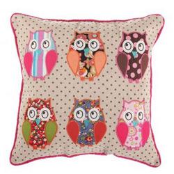 Perna decorativa Wondering Owls 30x30cm la Vivre