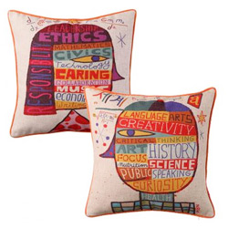 Perne decorative pentru living Boho Chic